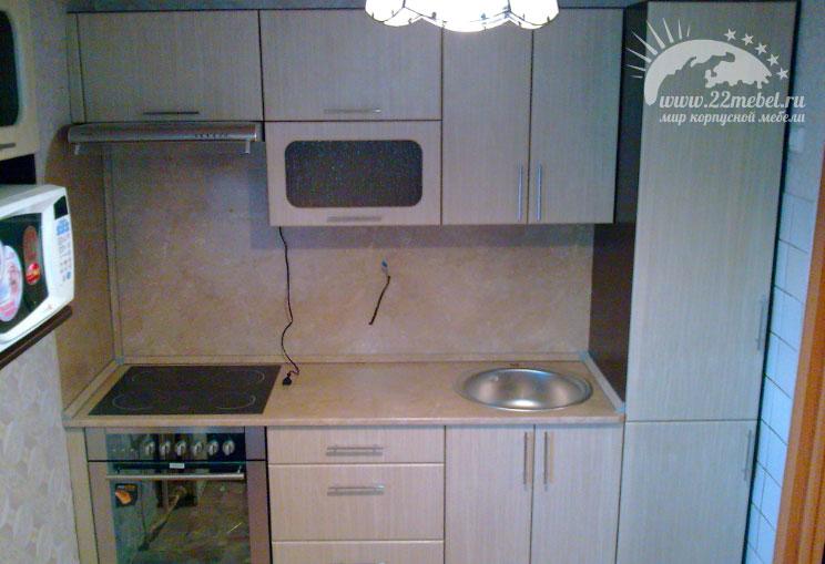 Кухонная мебель на заказ в барнауле